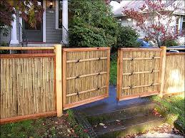 Bamboo Fence Poles Slats Thatch Matting Tiki Hut Bamboo Fence Building A Fence Fence Gate