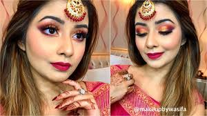 wedding makeup looks for guests
