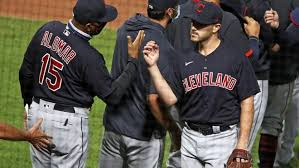 Roberto Perez finds the right mix for Aaron Civale and the Indians dugout  starts a band: Walk-Off Thoughts