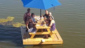 Take a voyage on Caleb and Meagan Keller's 'picnic boat' | Local News |  lancasteronline.com