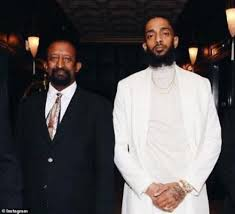 Nipsey Hussle's Parents - Angelique Smith & Dawit Asghedom