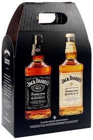 black label 40 honey 35 twinpack