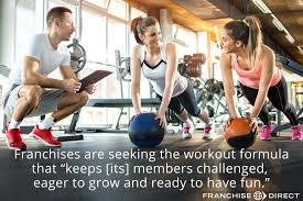 fitness franchise industry report 2018