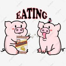جميل خنزير سنة الخنزير مضحك الخنازير رئيس صورة مضحك Png والمتجهات للتحميل مجانا