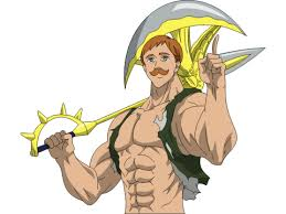 Escanor Of Seven Deadly Sins Decals By Ivolikegames Community Gran Turismo Sport