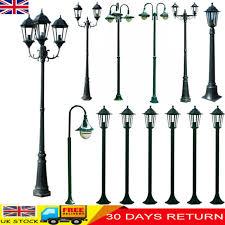 lantern pathway vitorian lamp post