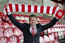 New Accrington Stanley manager James Beattie sets sights on title -  LancsLive