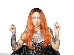 Megan Massacre set to lead tattooed crew on reality TV show Bondi Ink |  Daily Mail Online