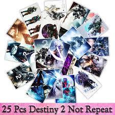 Entertainment Memorabilia Video Game Memorabilia Destiny Decal Sticker Pack For Cell Phones Entertainment Memorabilia Ipods More Shayamal Com