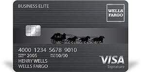 business elite signature credit card