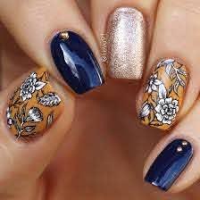fl fall nail design sonailicious