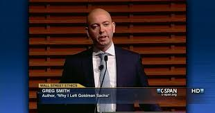 Greg Smith Remarks on Business Ethics | C-SPAN.org
