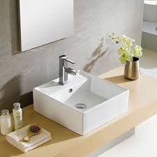 Overstock.com: Online Shopping - Bedding, Furniture, Electronics, Jewelry,  Clothing & more - Coleen Smith - #Bedding #Clothing #Coleen… in 2020    White vessel sink, Sink, Small bathroom sinks
