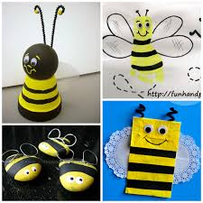 Buzzworthy Bee Crafts for Kids to Make - Crafty Morning