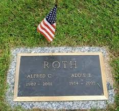 Addie Butler Roth (1914-2003) - Find A Grave Memorial