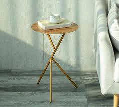glamorous target side table metal