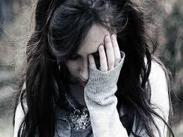 صور بنات حزين