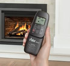 remote controls valor gas fireplaces