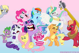 my little pony wallpaper for ipad