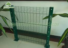 358 High Security Anti Climbing Garden Steel Welded Wire Mesh Fence Panel 60 60mm