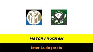 Inter-Ludogorets: probabili formazioni, quote e dove vederla in TV