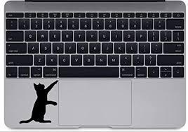 Amazon Com Curious Cat Version 2 Apple Macbook Decal Vinyl Sticker Apple Mac Air Pro Retina Laptop Sticker Computers Accessories