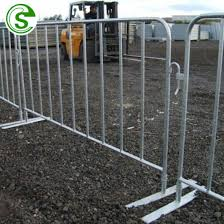 China Construction Hoarding Fence Panels Hot Dipped Galvanized Temporary Barricades Fence China Coustruction Barricades Portable Construciton Fence