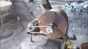 homemade hammer mill low cost hammer