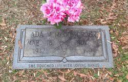 Ada McCoy Greene (1942-1999) - Find A Grave Memorial