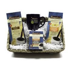 teeccino dandelion detox gift basket
