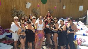 Hen party spend thousands after easyJet cancels flight and tells them 'Hope  you've got coats because it's raining outside' - Wales Online