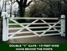 English Style Gate Plans