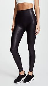 spanx faux leather leggings bop