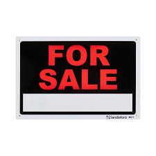 Sandleford 300 X 200mm For Sale Plastic Sign Bunnings Warehouse