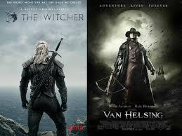 Van Helsing vibes : netflixwitcher