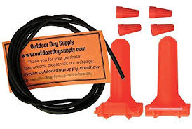 Outdoor Dog Supply Professional Grade Pet Fence Underground Wire Repair Kit Pet Fence Dog Supplies Dog Fence