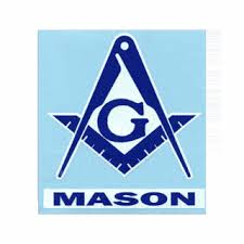 Mason Freemason Car Decal Sale 3 99 Greek Gear