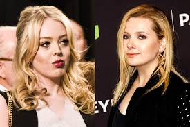 Abigail Breslin Defends Her Friend Tiffany Trump | Vanity Fair