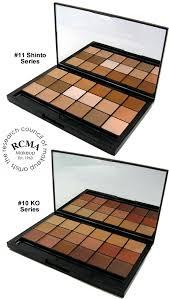 rcma vk 18 color foundation palette