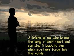 inspirational friendship quotes for your friend