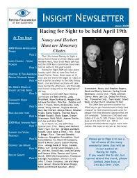 2009 Spring Newsletter v4-1-09.qxd - The Retina Foundation of the ...