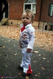 creative diy baby elvis costume