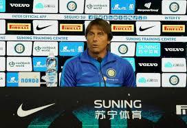 LIVE - Inter-Udinese, la conferenza di Antonio Conte