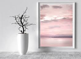 Blush Pink Blush Pink Wall Art Oversized Xxl Extra Large Etsy Pink Wall Art Pink Walls Extra Large Wall Art