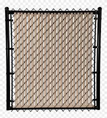Privacy Slats 8ft White Tube Slats For Chain Link Fence Clipart 347599 Pikpng