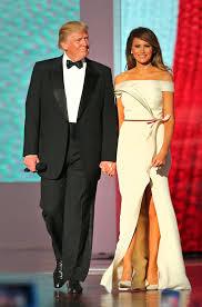 File:Donald Trump and Melania Trump at Liberty Ball Inauguration ...