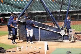 Mlb Astros Halt Training Anew As Yankees Royals Report Positive Covid 19 Tests Manila Bulletin