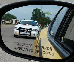 Objects In Mirror Are Losing Decal Car Guy Gifts Car Accessories For Guys Car