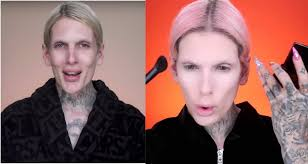 jeffree star without makeup you