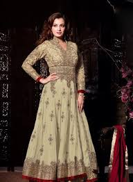 indian wedding anarkali dress